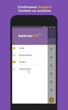 RubikCalcPRO: Programmable Calculator (PRO) screenshot 7