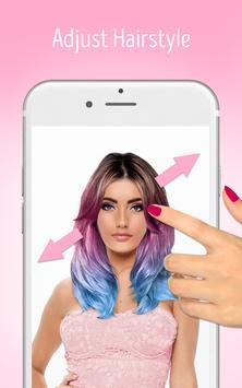 Pink Hair screenshot 1