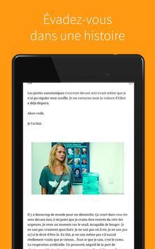 Wattpad capture d'écran 6