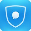 Private Text Messaging + Secure Texting & Calling 아이콘