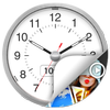 Clock - The Vault : Secret Photo Video Locker icon