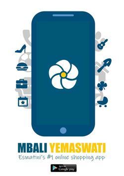 Mbali Eswatini poster