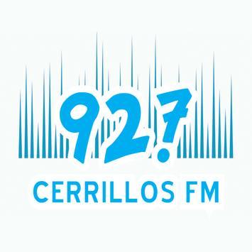 Cerrillos FM 92.7 poster