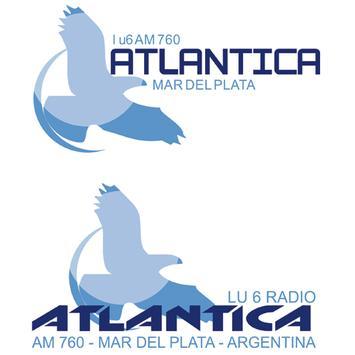 AM 760 Radio Atlantica poster