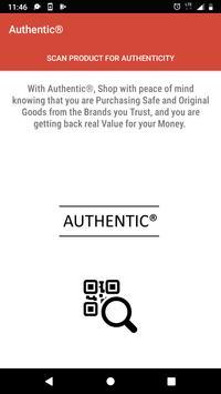 Authentic® screenshot 1