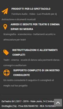 Da-Teatro Store screenshot 2