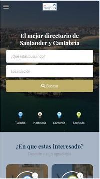 Guia Santander poster