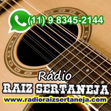 Rádio Raiz Sertaneja screenshot 1