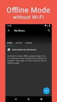 برنامج تنزيل اغاني | MP3 Music Downloader تصوير الشاشة 6