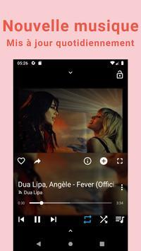 Télécharger musique gratuit | YouTube & MP3 Player capture d'écran 2