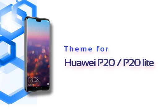 Theme for Huawei P20 / P20 lite poster