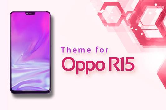 Theme for Oppo R15 poster