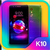 Theme for LG K10 2018 icon
