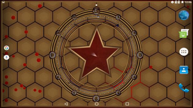 Star Clock Live Wallpaper Pro screenshot 8