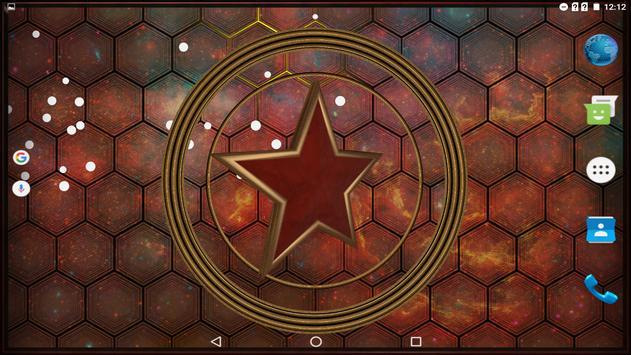 Star Clock Live Wallpaper Pro screenshot 9