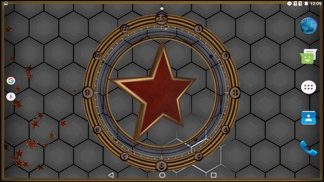 Star Clock Live Wallpaper Pro screenshot 10