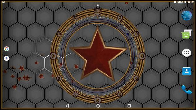 Star Clock Live Wallpaper Pro screenshot 18