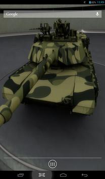 Tank live wallpaper screenshot 1