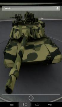 Tank live wallpaper screenshot 2