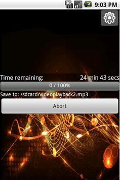 Mp3 Converter Free screenshot 2