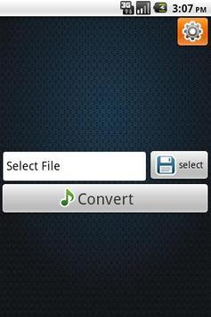 video converter mp3 poster