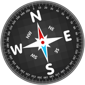 компас на андроид - Compass иконка