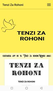 Tenzi Za Rohoni screenshot 1