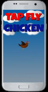 Tap Fly Chicken poster