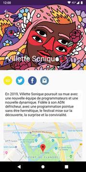 Villette Sonique screenshot 7