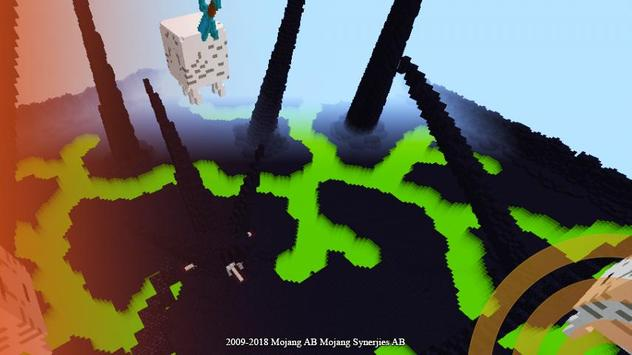 Toxic Troubles Parkour maps for MCPE screenshot 1