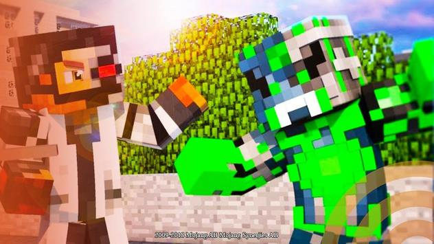 Toxic Troubles Parkour maps for MCPE screenshot 2