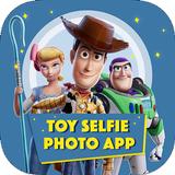 Toy Selfie Photo App