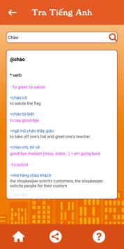 Tra câu, từ điển Anh - Việt screenshot 2