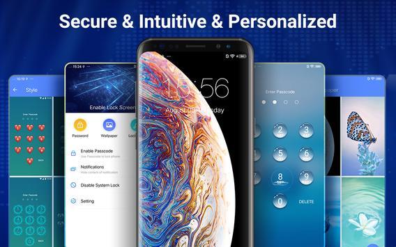 Kunci tombol - Telepon Aman screenshot 14