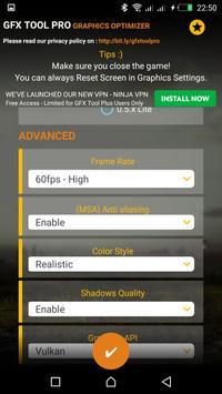GFX Tool Pro screenshot 1