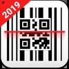 Штрих-кодов и QR-сканер иконка