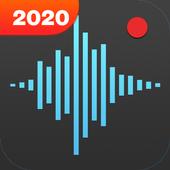 Enregistreur sonore facile icône