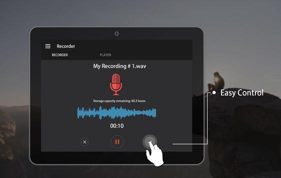 Easy sound Recorder screenshot 6