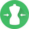 حاسبة BMI - الوزن المثالي أيقونة