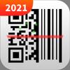 QR-Code und Barcode-Scanner Zeichen
