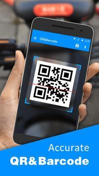 QR-Code und Barcode-Scanner Screenshot 1
