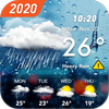 Live Weather - Weather Forecast & Radar & Widget Zeichen
