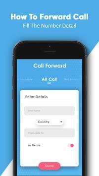 Call Forwarding : How to Call Forward screenshot 1