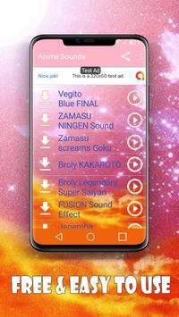 Sons Anime - DBZ para Android - APK Baixar