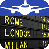 Flight Board 圖標