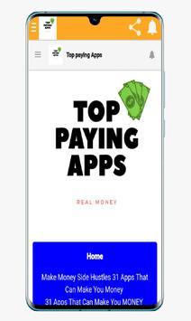 Top paying Apps screenshot 2