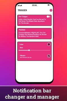 Notification Bar & Status Bar Changer screenshot 1