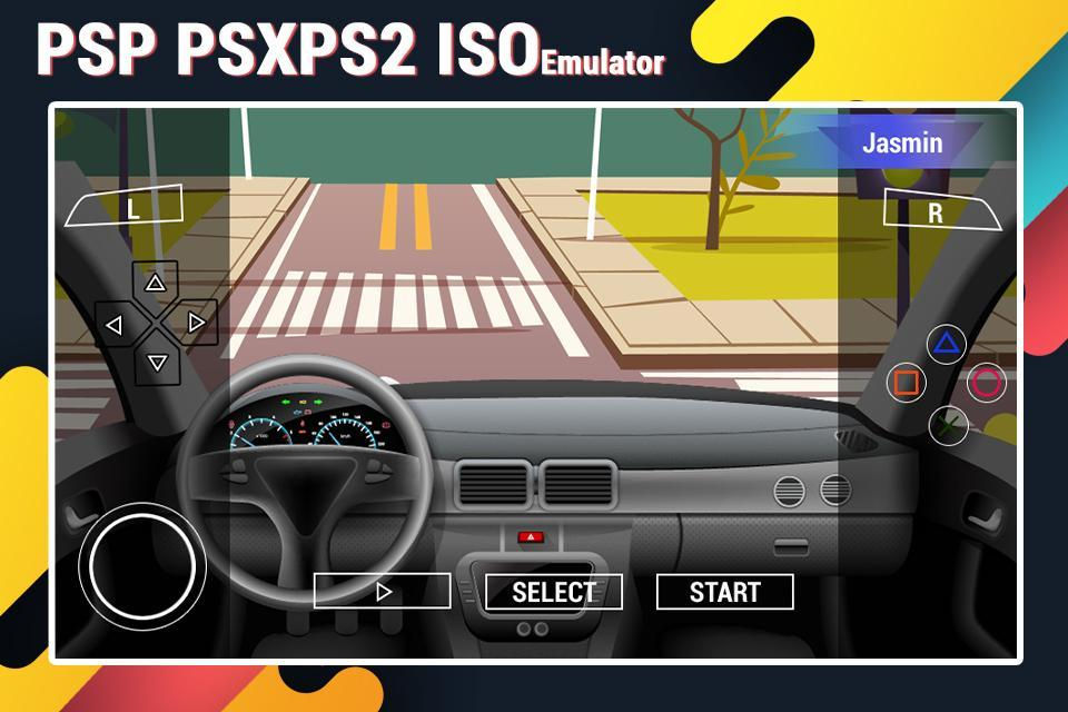 PSP PSX PS2 ISO Emulator for Android - APK Download