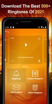 Best New Ringtones 2021 Free For Android™ poster