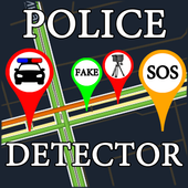 Polis Dedektörü simgesi